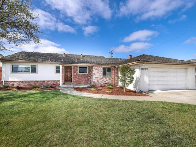 38625 Farwell Drive, Fremont, CA 94536 (#ML81838081) :: The Lucas Group