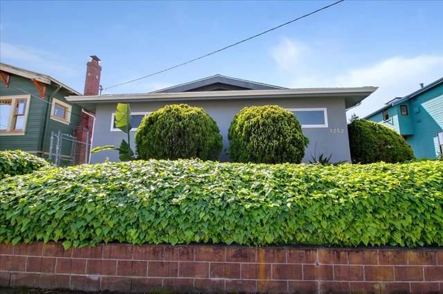 1252 Virginia Street A - B, Berkeley, CA 94702 (#ML81838288) :: Sereno