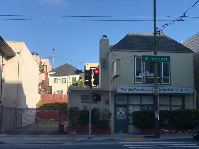 5061 Mission Street, San Francisco, CA 94112 (#ML81838374) :: Excel Fine Homes