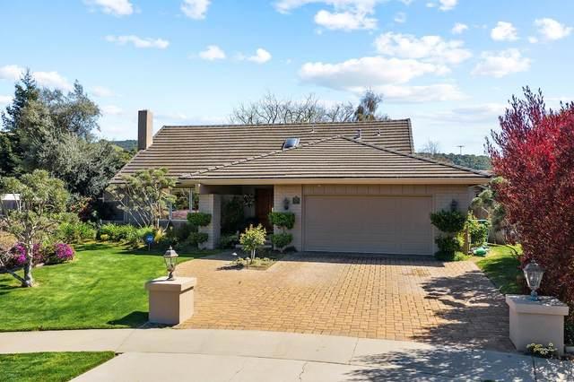 22735 Torero Court, Salinas, CA 93908 (#ML81838417) :: Excel Fine Homes