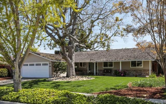 1222 Elderberry Drive, Sunnyvale, CA 94087 (#ML81838479) :: Excel Fine Homes