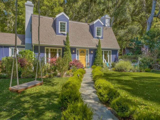 28315 Robinson Canyon Road, Carmel Valley, CA 93923 (#ML81838515) :: Excel Fine Homes
