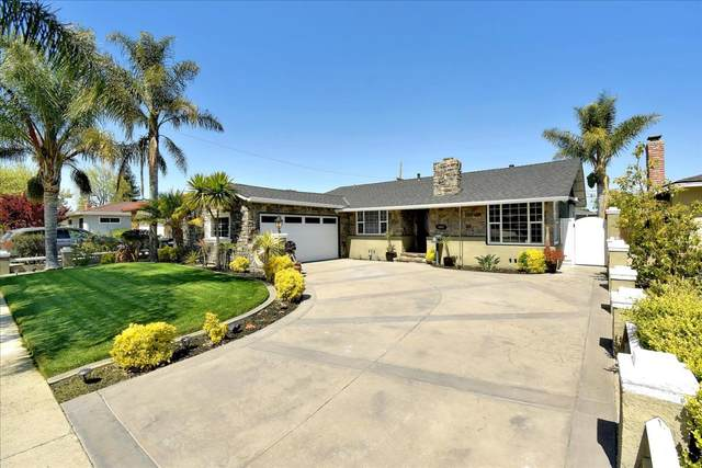 1687 Milroy Place, San Jose, CA 95124 (#ML81838590) :: Excel Fine Homes