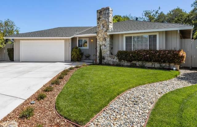 1454 Walbrook Drive, San Jose, CA 95129 (#ML81838595) :: Excel Fine Homes