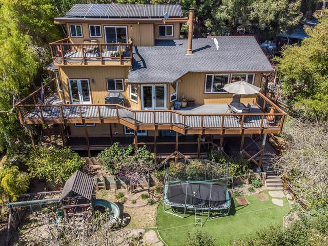 124 Norman Road, Aptos, CA 95003 (#ML81838687) :: Realty World Property Network