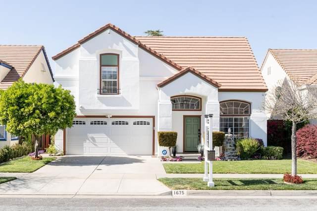 1675 Tupolo Drive, San Jose, CA 95124 (#ML81838671) :: Realty World Property Network