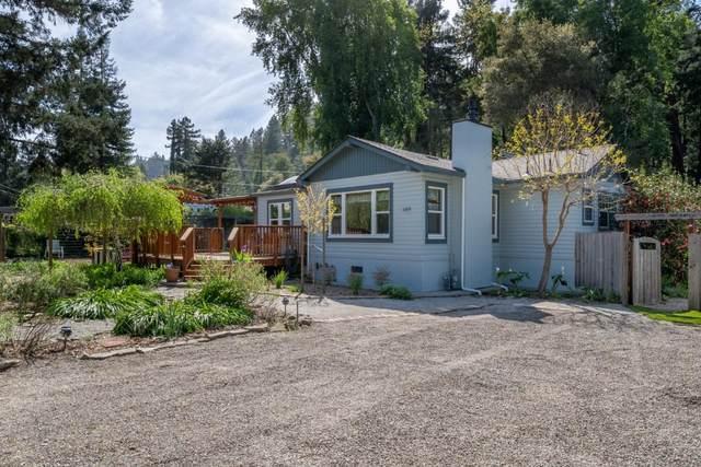 8309 Lorenzo Way, Ben Lomond, CA 95005 (#ML81838433) :: Blue Line Property Group