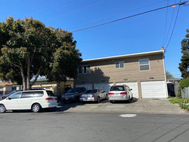 341-347 S 17 Street, Richmond, CA 94804 (#ML81838919) :: Armario Homes Real Estate Team
