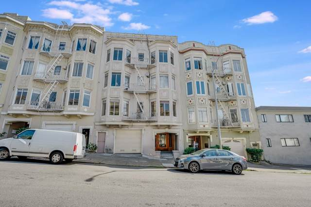 1257 Chestnut Street #2, San Francisco, CA 94109 (#ML81839023) :: The Venema Homes Team