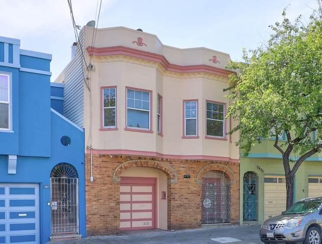 1427 Quesada Avenue, San Francisco, CA 94124 (#ML81839025) :: The Venema Homes Team