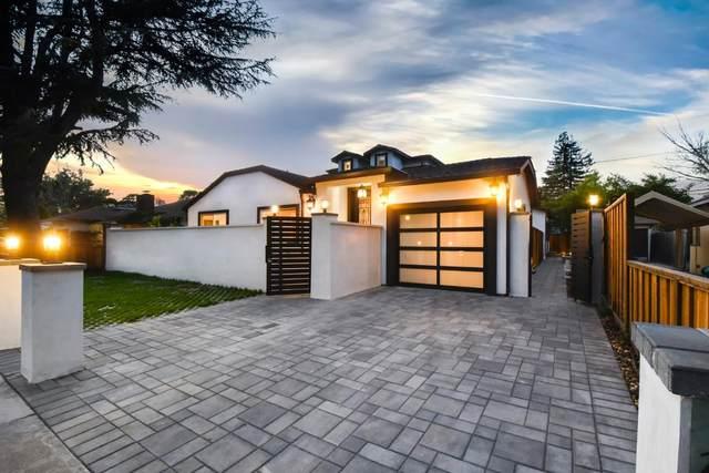 1031 Embarcadero Road, Palo Alto, CA 94303 (#ML81839288) :: Sereno