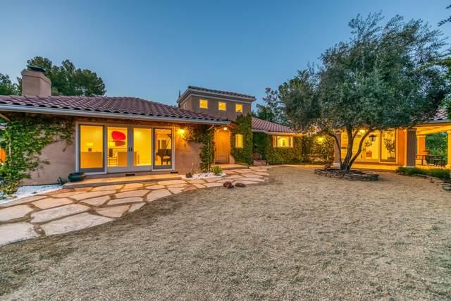 11261 Magdalena Road, Los Altos Hills, CA 94024 (#ML81839273) :: Sereno