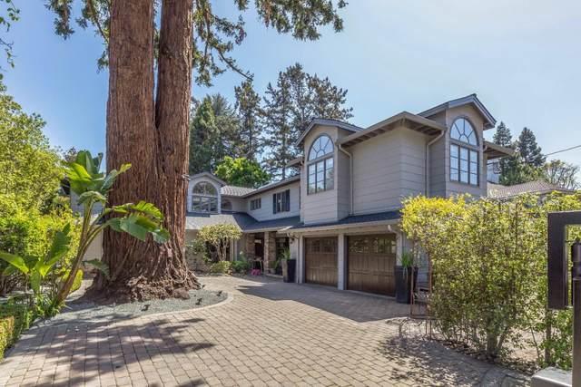 55 El Cerrito Avenue, San Mateo, CA 94402 (#ML81839276) :: Sereno