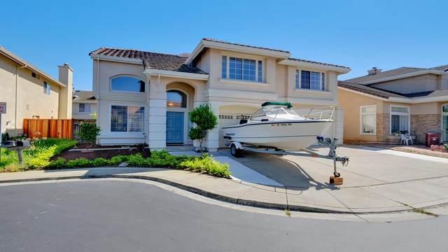 2012 Horizon Court, San Leandro, CA 94579 (#ML81839556) :: Realty World Property Network