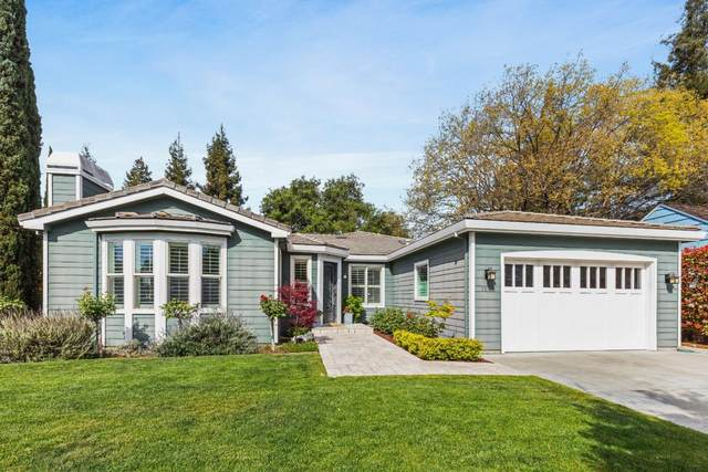1642 Parkhills Avenue, Los Altos, CA 94024 (#ML81839712) :: The Venema Homes Team