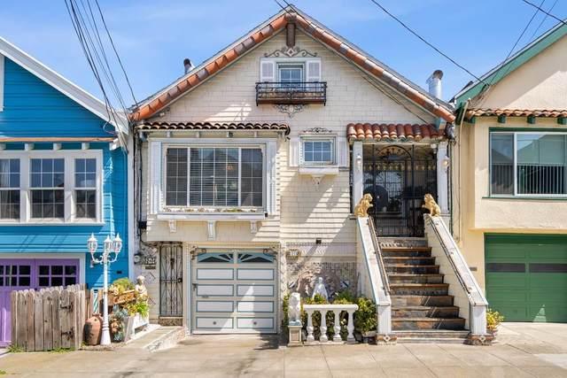 27 Wanda Street, San Francisco, CA 94112 (MLS #ML81839935) :: 3 Step Realty Group