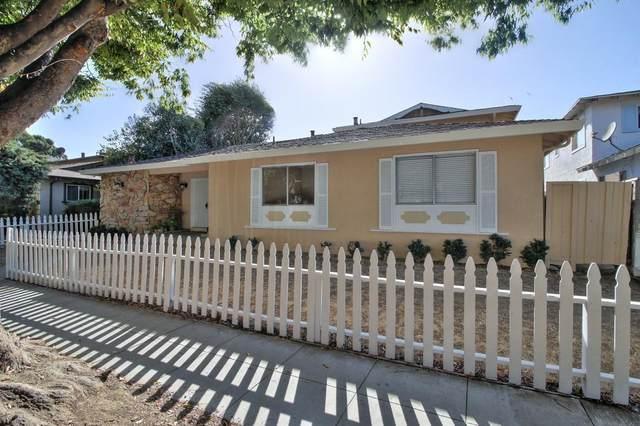 1353 Lexington Drive, San Jose, CA 95117 (MLS #ML81840063) :: 3 Step Realty Group