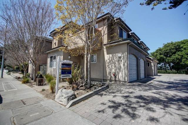 208 Bay Street F, Santa Cruz, CA 95060 (MLS #ML81839504) :: 3 Step Realty Group
