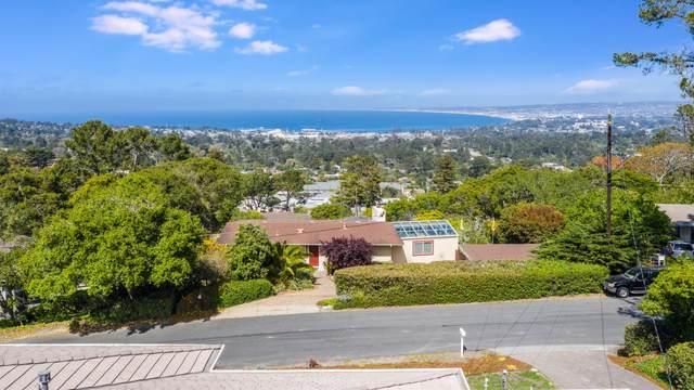 8 Cielo Vista Drive, Monterey, CA 93940 (#ML81840260) :: RE/MAX Accord (DRE# 01491373)