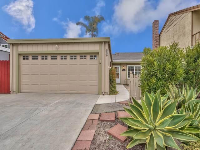539 Stockton Street, Salinas, CA 93907 (#ML81840444) :: RE/MAX Accord (DRE# 01491373)