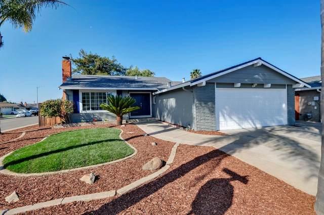 4108 Vincente Street, Fremont, CA 94536 (#ML81842280) :: Blue Line Property Group