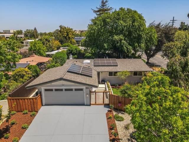 3945 Louis Road, Palo Alto, CA 94303 (#ML81842401) :: Armario Homes Real Estate Team