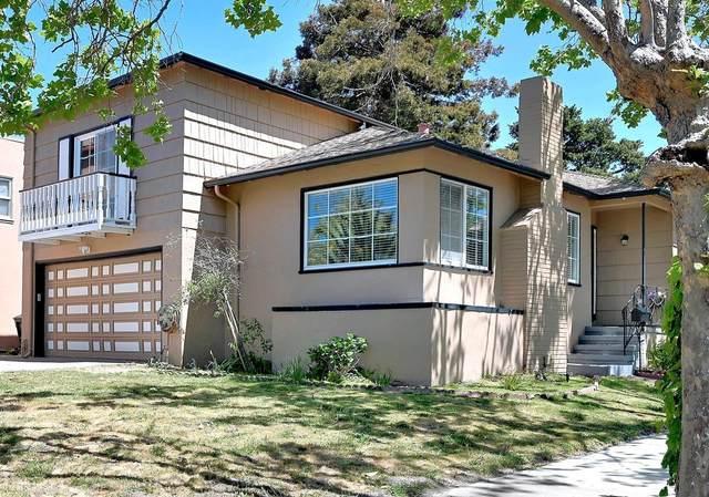 541 Hillcrest Boulevard, Millbrae, CA 94030 (#ML81842433) :: Armario Homes Real Estate Team