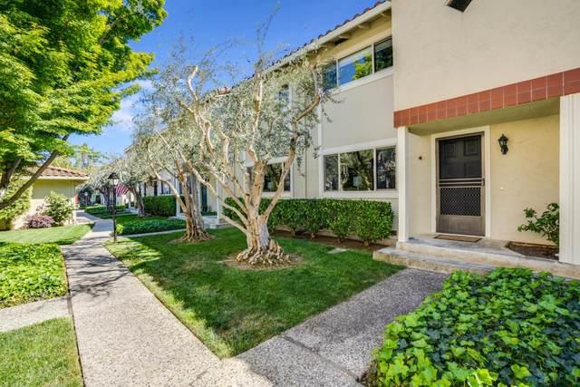436 Sierra Vista Avenue #9, Mountain View, CA 94043 (#ML81842451) :: Armario Homes Real Estate Team