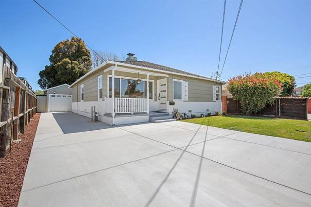 1310 Huron Avenue, San Mateo, CA 94401 (#ML81842453) :: Armario Homes Real Estate Team