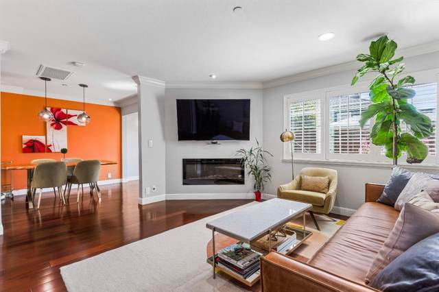 340 Cowper Street, Palo Alto, CA 94301 (#ML81842455) :: Armario Homes Real Estate Team