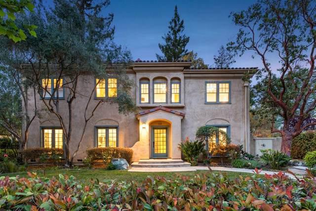 1631 Cowper Street, Palo Alto, CA 94301 (#ML81842457) :: Armario Homes Real Estate Team