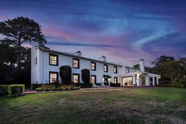 1535 Palmero Way, PEBBLE BEACH, CA 93953 (#ML81842528) :: Blue Line Property Group