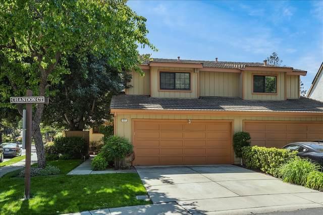 1327 Chandon Court, San Jose, CA 95125 (#ML81842588) :: Blue Line Property Group