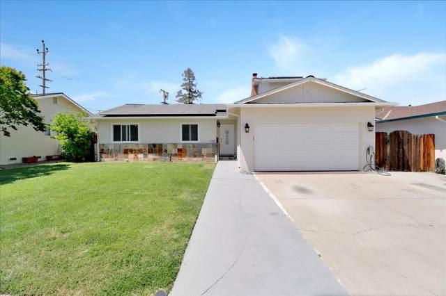 1785 Donna Lane, San Jose, CA 95124 (#ML81842595) :: Blue Line Property Group