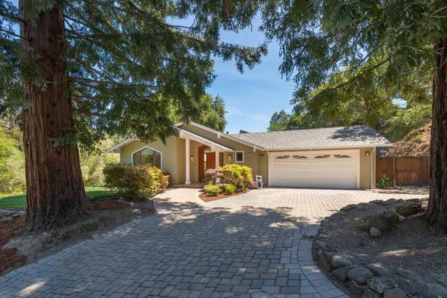 305 Moseley Road, Hillsborough, CA 94010 (#ML81842596) :: Blue Line Property Group