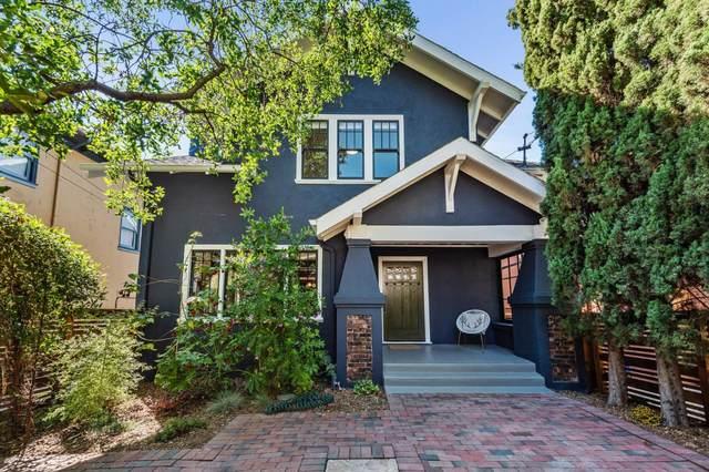 5323 Broadway, Oakland, CA 94618 (#ML81842591) :: Blue Line Property Group