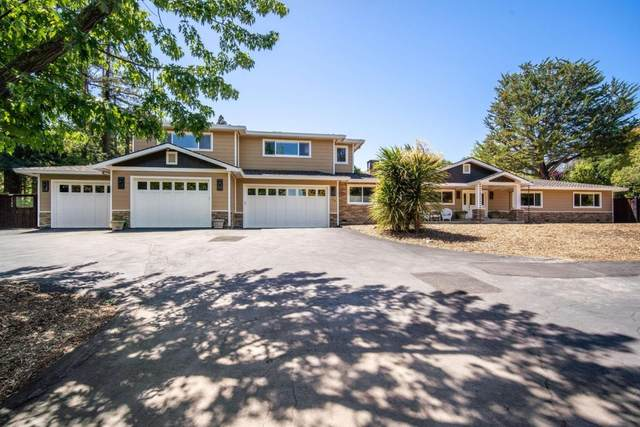 170 Woodside Drive, Woodside, CA 94062 (#ML81842615) :: Blue Line Property Group
