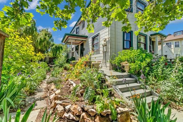 1117 16th Street, Oakland, CA 94607 (#ML81837819) :: Blue Line Property Group