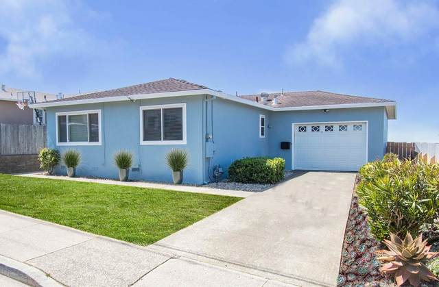 452 Heathcliff Drive, Pacifica, CA 94044 (#ML81841874) :: Blue Line Property Group