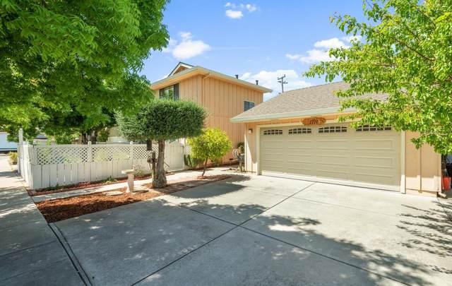 1719 Morning Glory Lane, San Jose, CA 95124 (#ML81842637) :: Blue Line Property Group