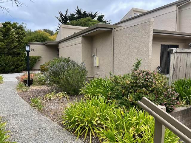 95 Montsalas Drive, Monterey, CA 93940 (#ML81842848) :: The Grubb Company