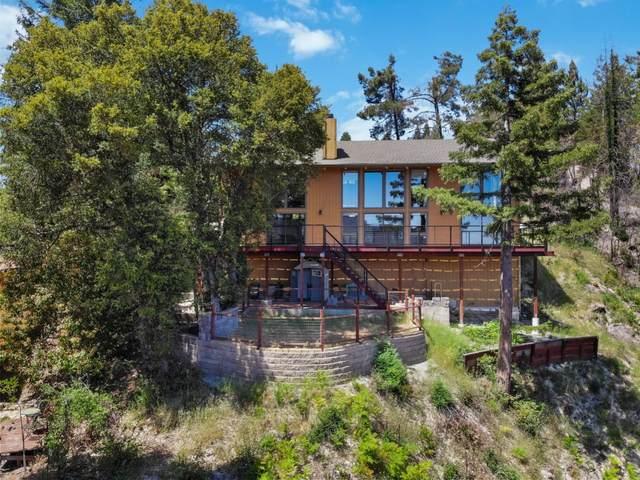 170 Crows Nest Drive, Boulder Creek, CA 95006 (#ML81842855) :: Excel Fine Homes