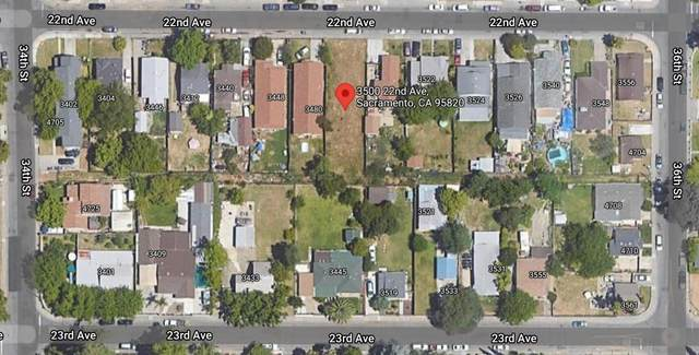 3500 22nd Avenue, Sacramento, CA 95820 (#ML81842854) :: Excel Fine Homes
