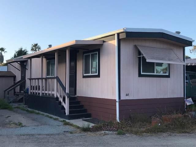 560 30th Ave. #44, Santa Cruz, CA 95062 (#ML81843004) :: RE/MAX Accord (DRE# 01491373)