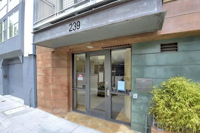239 8th Street #9, San Francisco, CA 94103 (#ML81843462) :: The Grubb Company