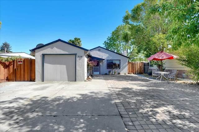524 Hamilton Avenue, Menlo Park, CA 94025 (#ML81842838) :: The Grubb Company