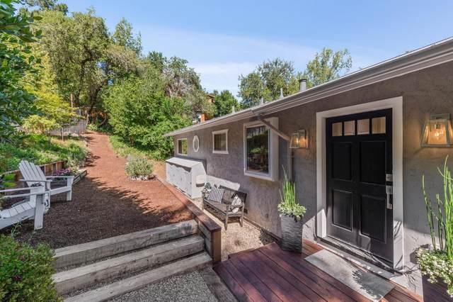 160 Otis Avenue, Woodside, CA 94062 (#ML81843579) :: The Grubb Company
