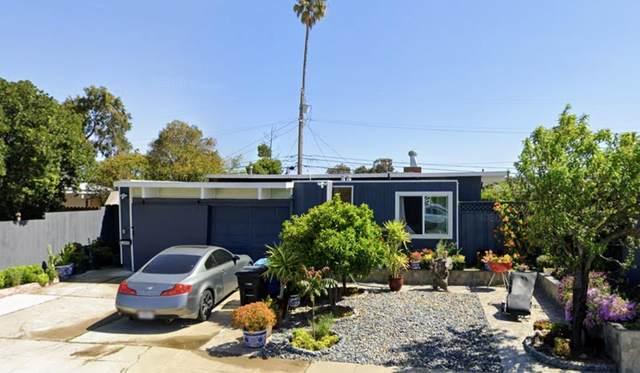 1645 Celeste Drive, San Mateo, CA 94402 (#ML81843603) :: The Grubb Company