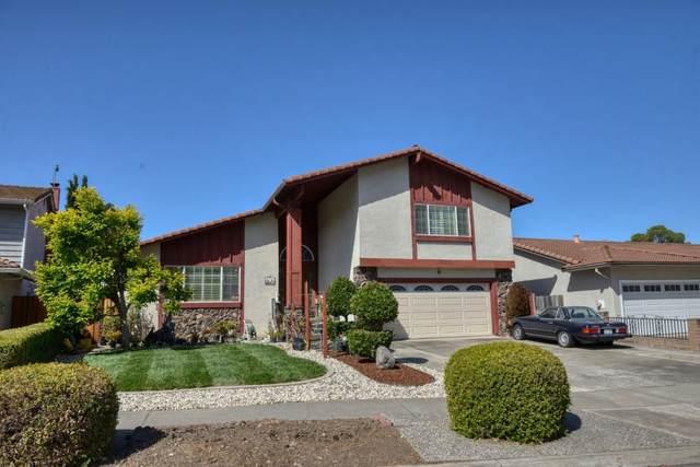 2918 Ronco Drive, San Jose, CA 95132 (#ML81843577) :: The Grubb Company