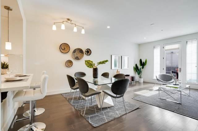 1000 Dewing Avenue #106, Lafayette, CA 94549 (#ML81842613) :: Realty World Property Network